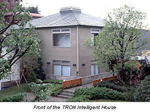 The intelligent home project